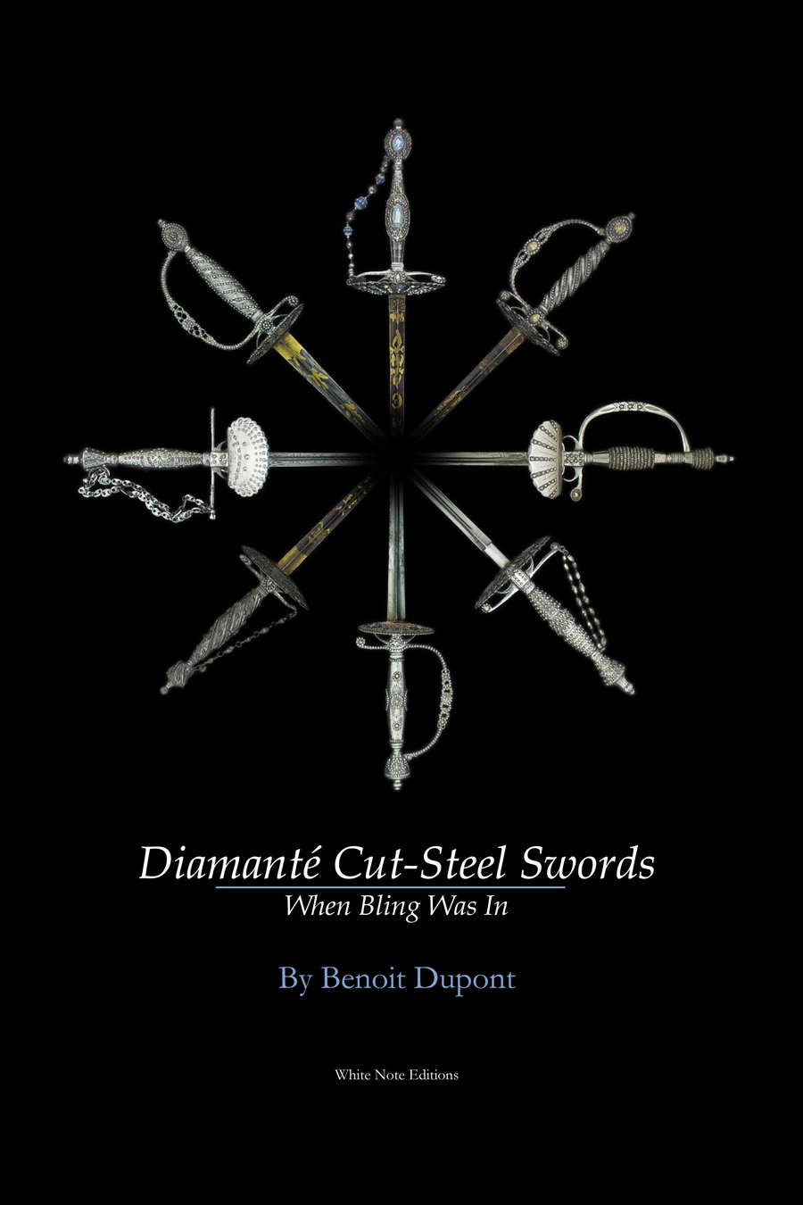 Book Cover ring of swords